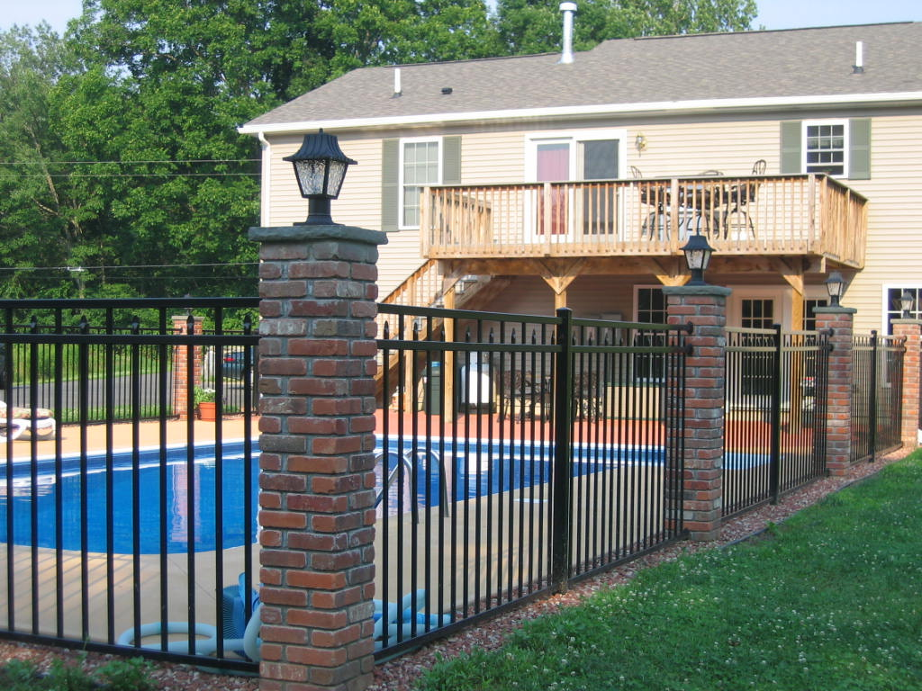 What Are the Different Types of Brick Fences?