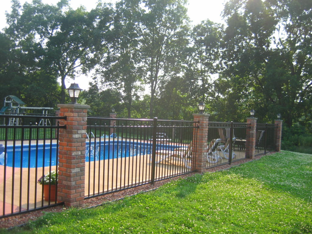 Wrought Iron Fences - How To Information | eHow.com