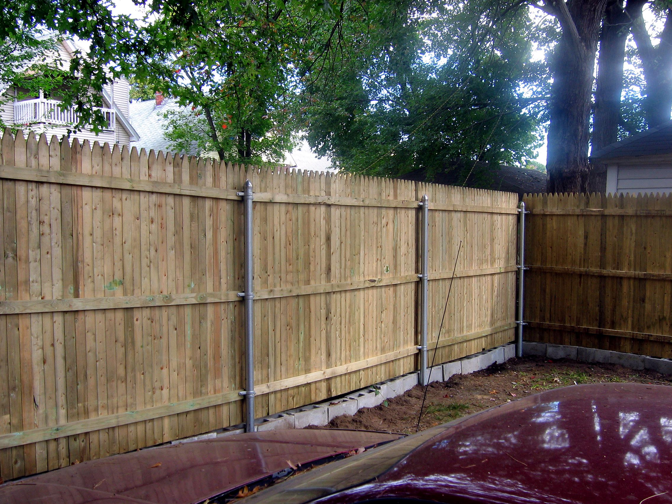 Steel T Post for Snow Fencing and Sand Fence - Summit Fence Supply LLC